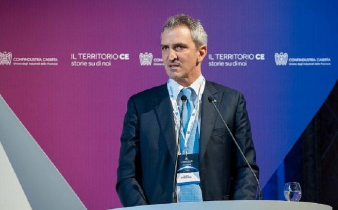 Luigi Traettino Confindustria Caserta