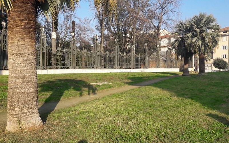 Ufficio Verde Pubblico Venezia : Sistemazione del verde pubblico lavori partiti a piazza carlo iii