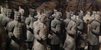 Esercito di Terracotta a Napoli