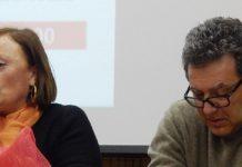 Paola Broccoli e Gianni Cerchia