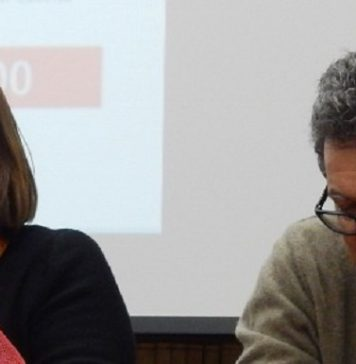 Paola Broccoli e Gianni Cerchia