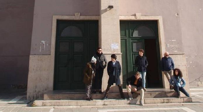 Risultati immagini per La Compagnia della Città & Fabbrica Wojtyla a Tirana in difesa del Teatro Kombetar!