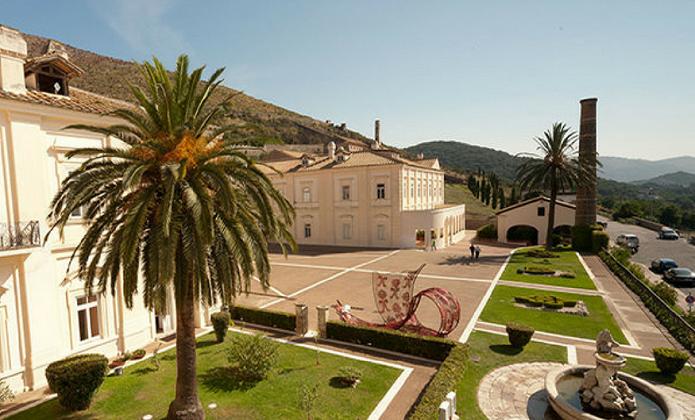 Fondazione Real Sito Belvedere di San Leucio: integrazioni allo schema di  statuto, la parola passa al Consiglio |