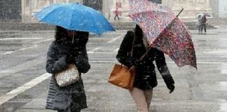 Allerta meteo forti piogge