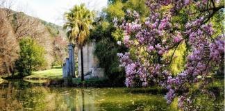 Giardino Inglese Reggia di Caserta