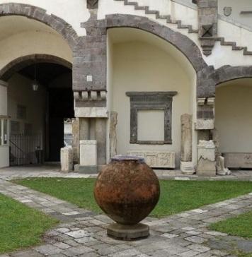 """Nuova identità visiva per il Museo Provinciale Campano di Capua, Magliocca: """"Sublimerà il """"sentimento"""" del luogo"""""""