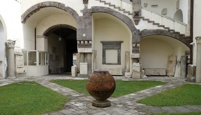 Nuova identità visiva per il Museo Provinciale Campano di Capua, Magliocca:
