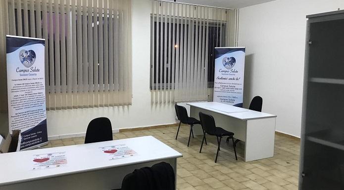 L'Associazione Campus Salute Onlus ha una nuova sede ...