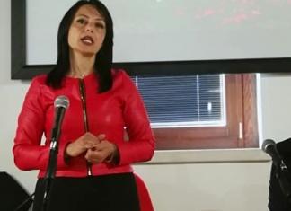 Assessore regionale al Lavoro, Sonia Palmeri