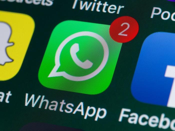 whatsapp e spionaggio