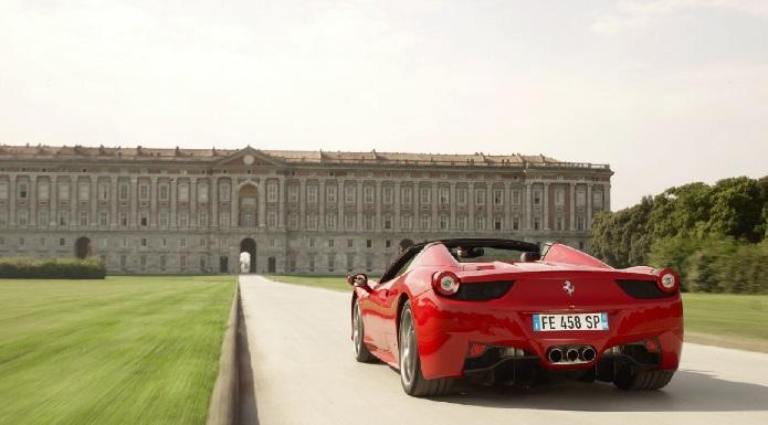 Juvecaserta Calendario.Ferrari Cavalcade 2019 L Esclusivo Evento Itinerante In
