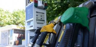 Aumento del prezzo della benzina