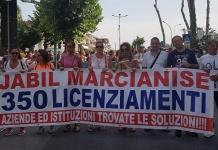 La Jabil di Caserta sospende la procedura per i 350 licenziamenti