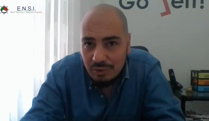Armando Rispoli, delegato Ensi Caserta