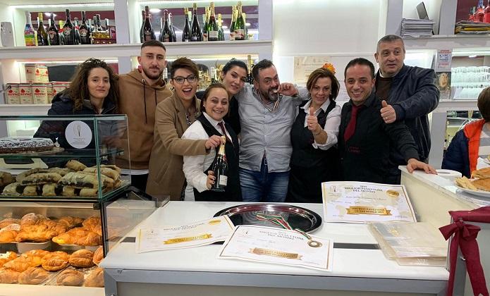 Il miglior panettone del mondo è a Gricignano di Aversa. Medaglia d'oro al pasticciere Luigi Conte   - CasertaWeb