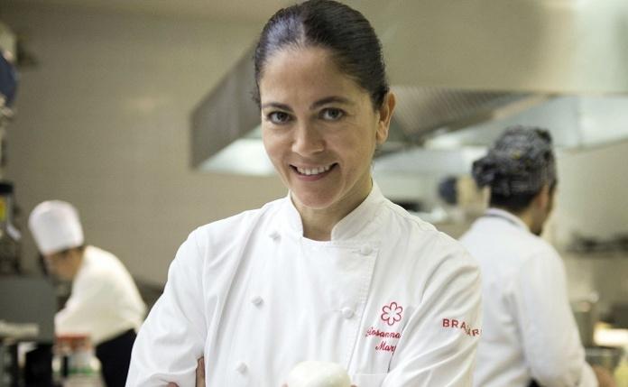 Rosanna Marziale Chef