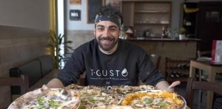 Aldo Assirelli il pizzaiolo economista