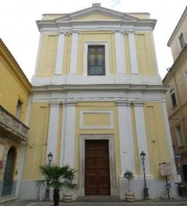 Chiesa di San Sebastiano a Caserta