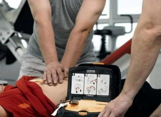 Corso all'uso del defibrillatore