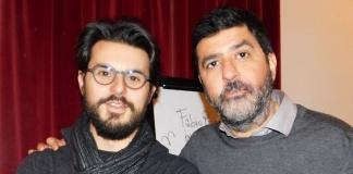 Fabio Pisano con Ferdinando Troiano