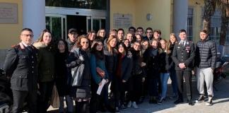 Lezioni di legalità con i Carabinieri di Caserta