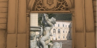 San Leucio brochure in lingua francese