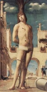 San Sebastiano, Antonello da Messina