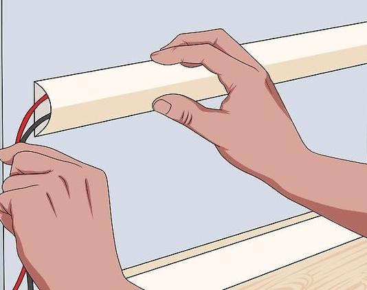 canaline per ottimizzare la disposizione dei cavi