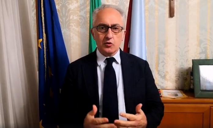 Carlo Marino Sindaco di Caserta