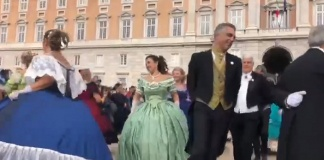 Mattinata Danzante alla Reggia di Caserta