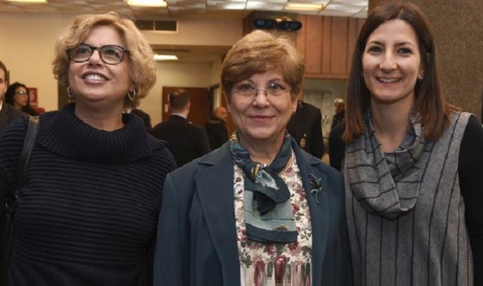 Francesca Colavita, Concetta Castilletti e Maria Rosaria Capobianchi
