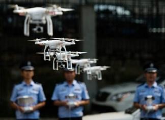 Utilizzo dei droni per contrastare gli attacchi alla sicurezza penitenziaria