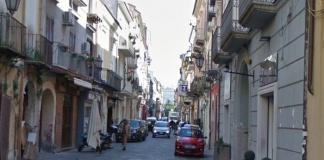 Via San Carlo Caserta
