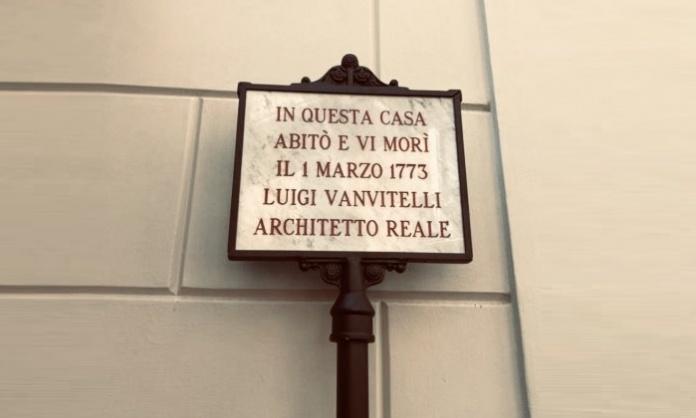 Anniversario della morte di Luigi Vanvitelli