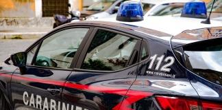 San Felice a Cancello, circolava con fucile in auto, arrestato dai Carabinieri