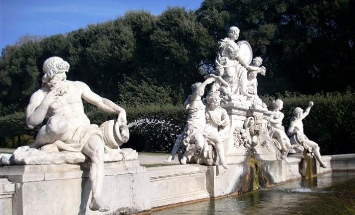 La Reggia di Caserta condivide la sua bellezza attraverso il web