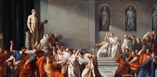 L'assasinio di Giulio Cesare