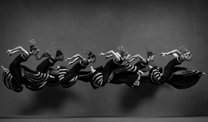 Night Journey di Martha Graham