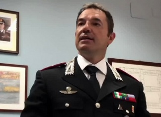 Ten. Col. Nicola Mirante