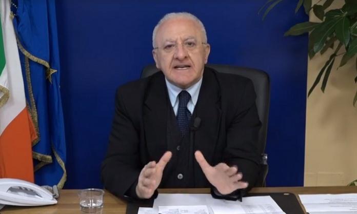Vincezo De Luca Campania