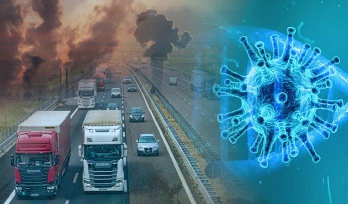 Inquinamento e Coronavirus