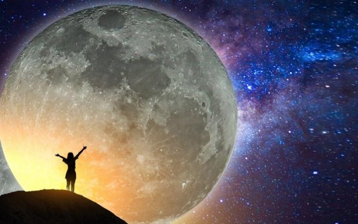 Superluna del 7 aprile