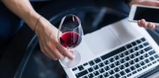 Vendita online di vino