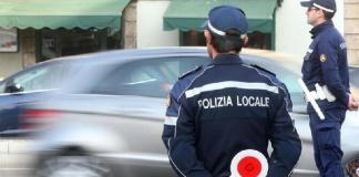 Vigili urbani Caserta