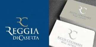 Nuovo logo della Reggia di Caserta, scoppia la polemica