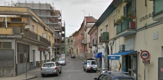 Caserta Via Giulia senso unico