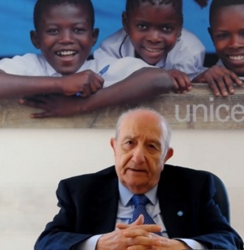 Francesco Samengo, Presidente UNICEF Italia