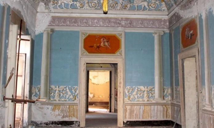 Palazzo Teti diventerà il simbolo di Santa Maria C.V. e polo turistico-culturale del territorio