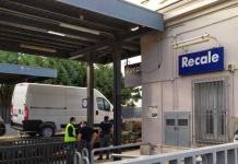 Stazione ferroviaria Recale