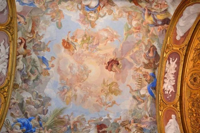 Trionfo di Giuditta, Luca Giordano, Cappella del Tesoro Nuovo della Certosa di San Martino (Napoli)